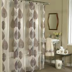 Stylish Shower Curtains Decor Stunning Modern Fabric Will Brighten And Transform Your Home Home And Living