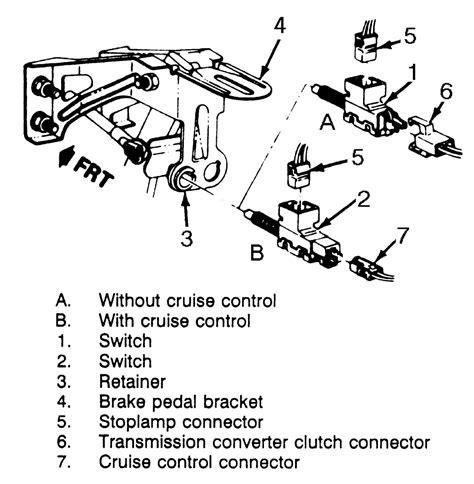 brake light switch autozone repair guides brake systems brake light switch