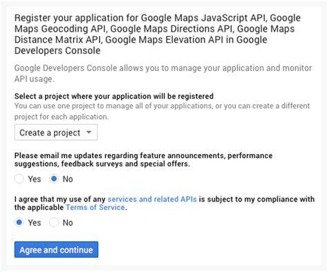 setting up google maps api key theme fusion google api key register screen appthemes docs
