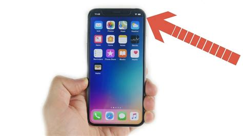 how to remove iphone x notch