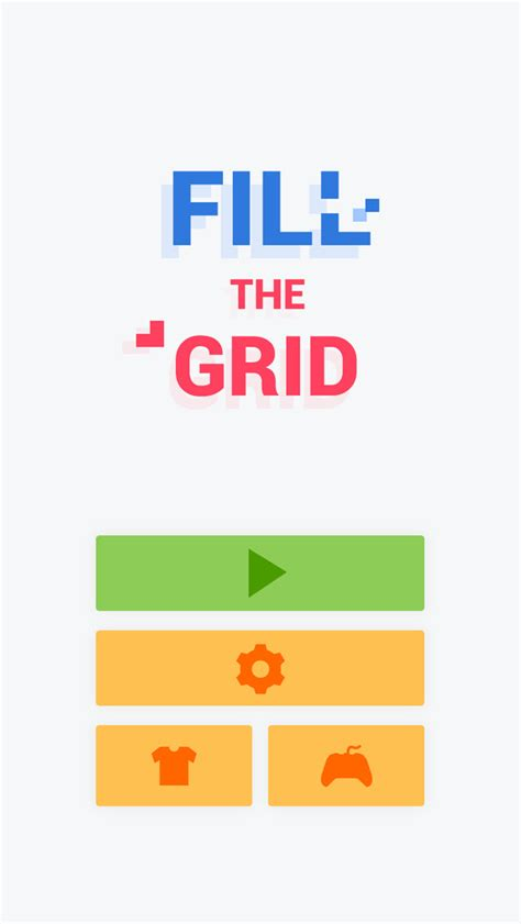 Filling The Grid by App Shopper Fill The Grid Free
