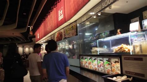 Nearest Food St Office by Marina Bay Sands Food Court Singapore