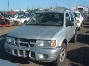 Isuzu Rodeo Transfer 2003 Isuzu Rodeo Transmission Transfer Assembly 2 Dr