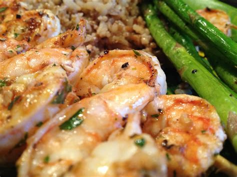 a healthy makeover grilled marinated shrimp
