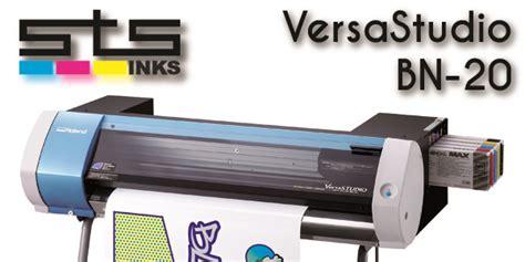 Printer Roland Versastudio Bn 20 versastudio bn 20 eco sol max compatible roland ink brand
