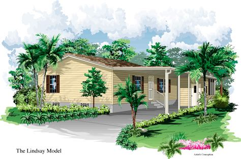 lindsay floor plans nobility homes florida