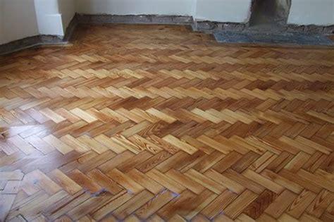 Wood Block Flooring by Pitch Pine Herringbone Parquet Wood Block Flooring