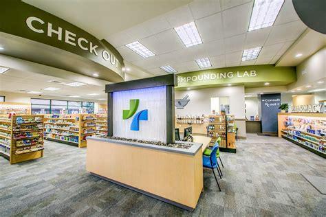 Retail Space Floor Plan vic s family pharmacy design build idaho