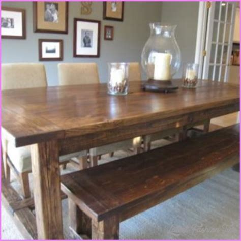 Build Kitchen Table Diy Kitchen Table Latestfashiontips