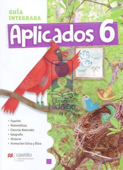 guia santillana 6 grado contestado de maestros guia de 6 grado 2016 para maestro guia maestro 6 libros de