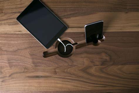 Moderner Schreibtisch Aus Holz F 246 Rdert Arbeiten Im Stehen