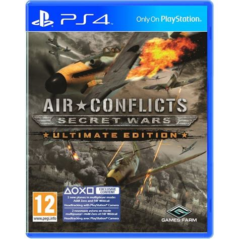 Ps4 Air Conflicts Civil War air conflicts secret wars ultimate edition