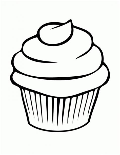 get this cute cupcake coloring pages 38611