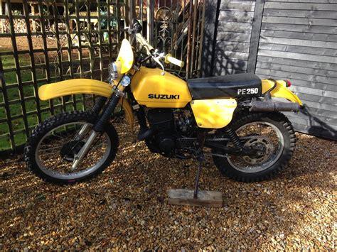 1977 Suzuki Pe 250 Suzuki Pe 250 C 1977