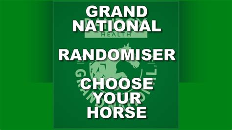 Whats A Sweepstake - grand national 2017 sweepstake kit download yours here manchester evening news