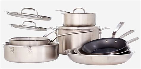 best pots and pans for induction cooktop the 6 best and tested induction cookware sets in 2019