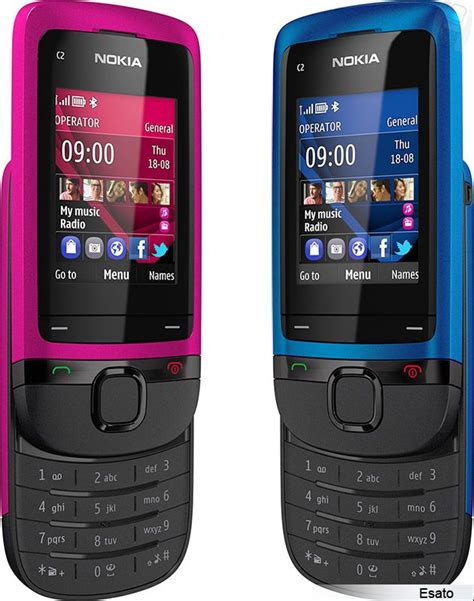 nokia c2 mob themes nokia c2 05 picture gallery