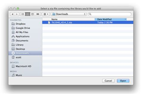 sketchbook location arduino installing additional arduino libraries grobotronics