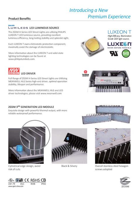 Lu Led Hi Led 12 W 100w led lighting with four different light