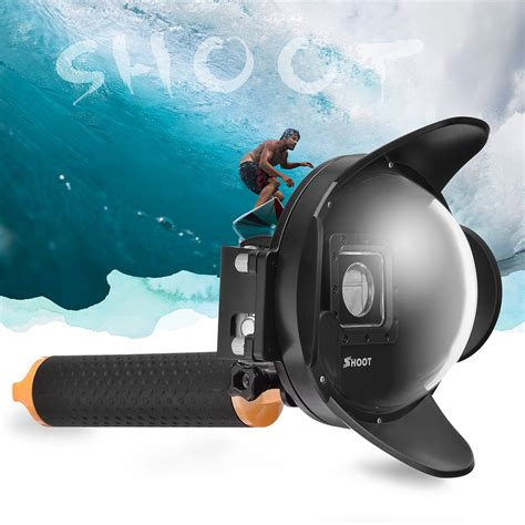 gopro dive housing best buy aliexpress com buy shoot 4 inch sunshade diving dome