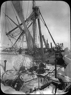 Shackleton pictures - Page 1 - The journey to Antarctica