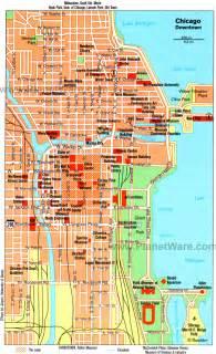 Chicago map dr odd