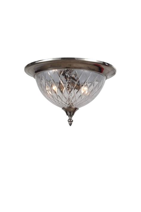 Cl On Light Fixture Crystorama Lighting 69 Ch Cl Polished Chrome Avery 3 Light Flush Mount Ceiling Fixture