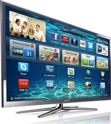 Tv Advance 33 of uk homes own smart tvs