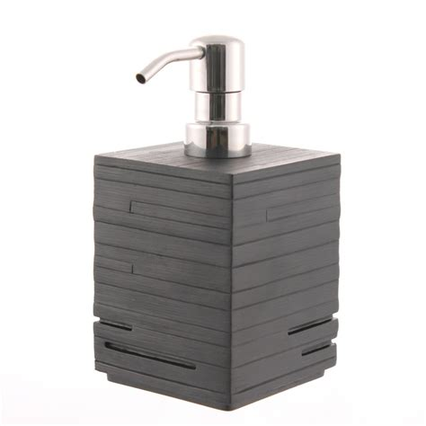Modern Bathroom Soap Dispenser Gedy Qu81 14 Soap Dispenser Quadrotto Nameek S