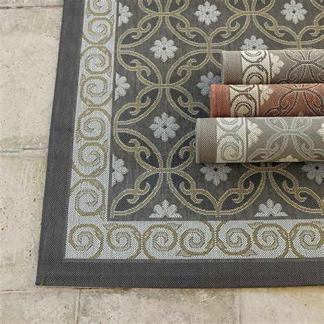 indoor outdoor rug ravello indoor outdoor rug rugs ballard designs