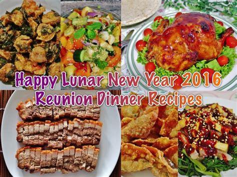new year recipes 2016 new year recipes happy monkey year 2016