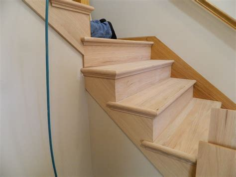 How To Install Banister On Stairs Hardwood Floors Yankee Classic Flooring