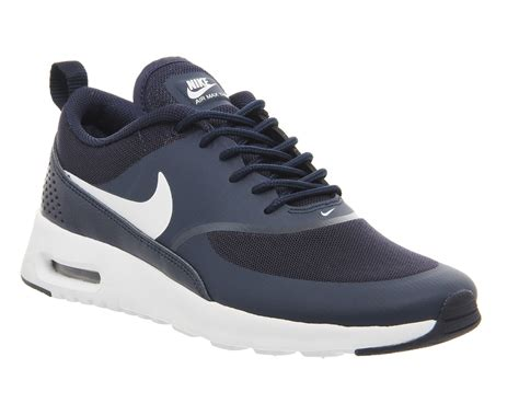 Nike Thea 2 qualified nike air max thea trainers obsidian white