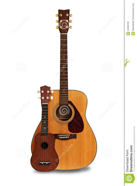 Read The Plan gitaar en ukelele royalty vrije stock foto s beeld 24938128