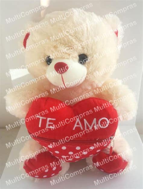 imagenes te amo oso peluche oso rosa o rojo corazon te amo amor amistad regalo