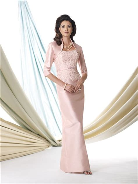 light pink mother of the bride dresses sheath light pink taffeta lace beaded mother of the bride