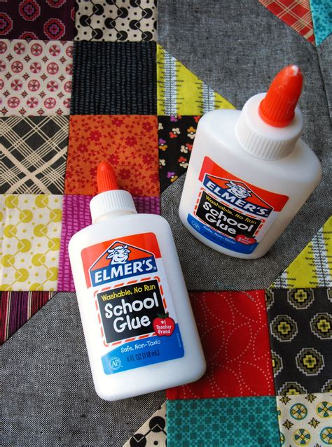 Quilting Glue quilting glue how to use glue in quilting