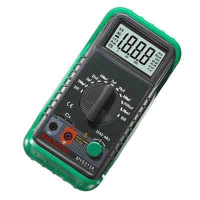 capacitor meter digital capacitance meter ms6013a mastech