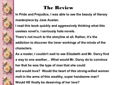 literary themes in pride and prejudice literature review quot pride and prejudice quot