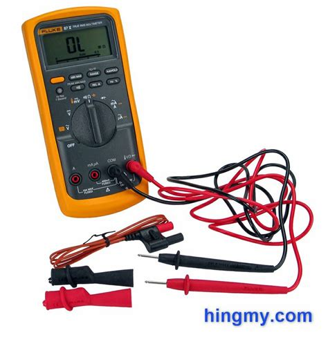 how to test capacitor with fluke multimeter 69 best images about multimeter reviews on the best buy electronics and industrial