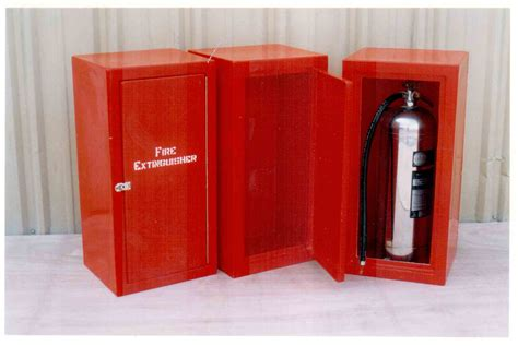 surface mount extinguisher cabinets cosmopolitan stainless steel extinguisher cabinets