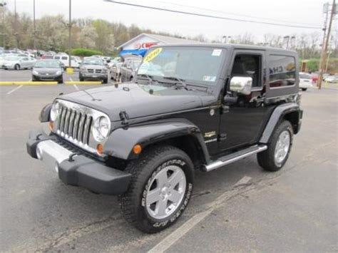 2010 Jeep Wrangler Specs 2010 Jeep Wrangler 4x4 Data Info And Specs