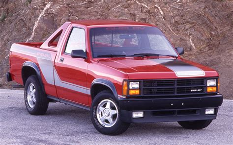 Dodge Shelby Dakota by 50 Of The Coolest And Probably The Best Trucks And Suvs