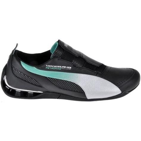 Porsche Design 9205 Silver Black Leather buy cheap porsche shoes shoes
