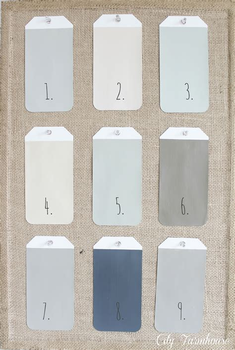 Benjamin Moore Light Pewter My House Colors Amp Keeping Them Organized City Farmhouse