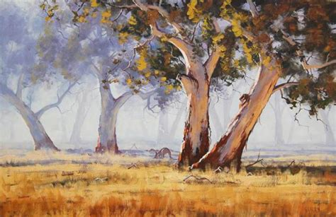 Landscape Paintings Australia Australian Landscape Paintings By Graham Gercken