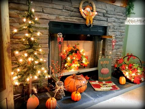 Fireplace Decorations For Fall by Fireplace Decorations For Fall Happy Fall Ya Ll