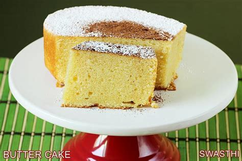 Butter Cake Recipe How To Make Butter Cake Soft Light Light Cake Recipe