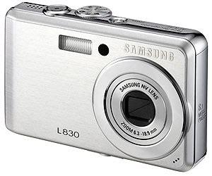 Kamera Samsung L830 digitalkamera zuwachs bei samsung l83t l730 l830 s85 photoscala