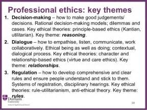 Sarah banks ethics professionalism and youth work